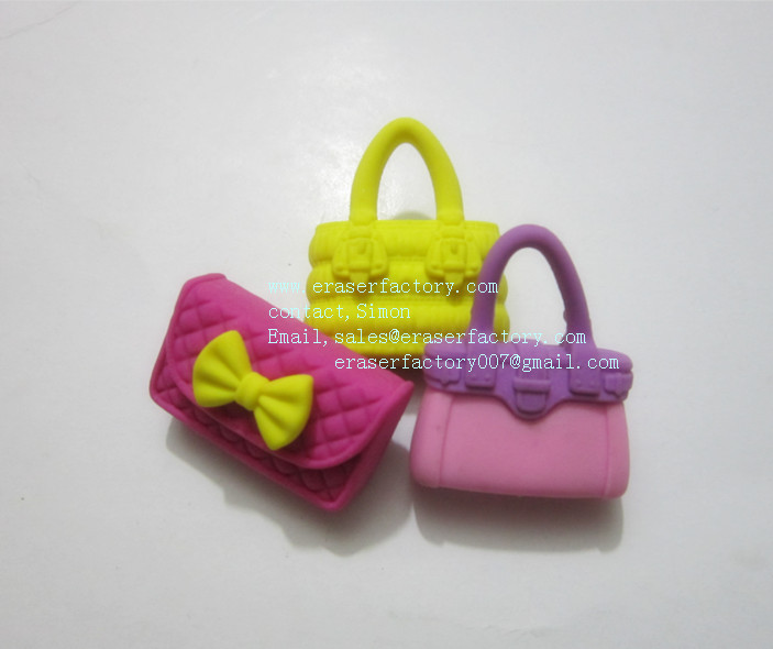 LXS112  Ladies Bag Erasers