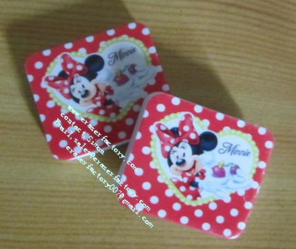 LXP17  cartoon minnie mouse erasers