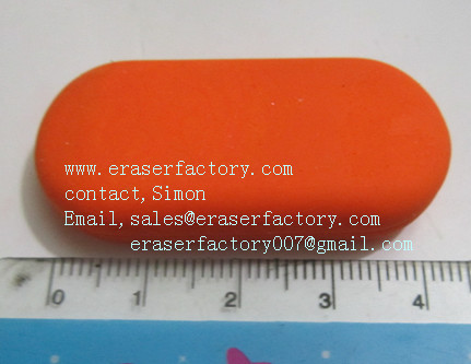 LXC3  oval erasers