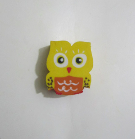 LXA197 owl pencil toppers