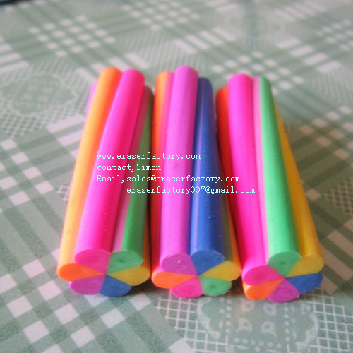 LXS60 twisted erasers