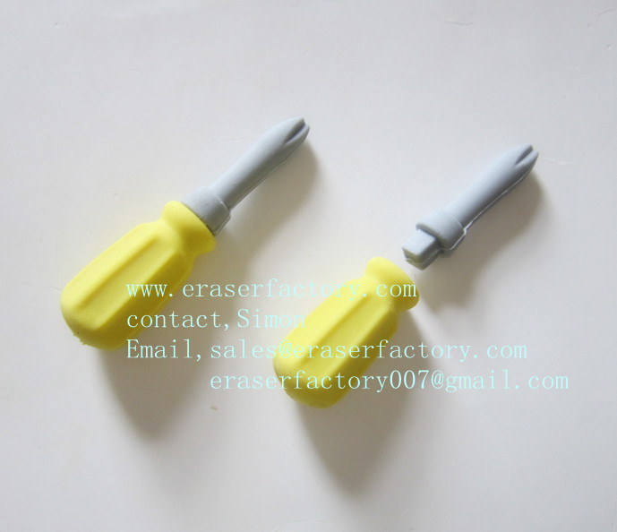 LXT60  Philips Screwdriver Erasers