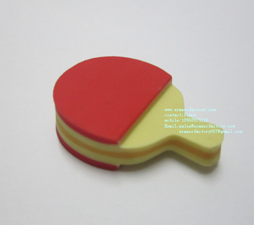 LXT79 table tennis bats erasers