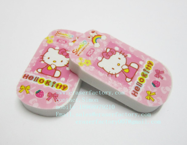 LXP92 Hello Kitty Erasers